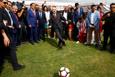 Kılıçdaroğlu istedi stada Aziz Kocaoğlu'nun ismi verildi