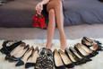 Türk kadını ayakkabı konusunda 'kararsız'