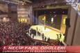 Cumhurbaşkanı Erdoğan'a muhteşem karşılama