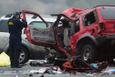 Dünyanın en sıradışı trafik kazaları