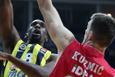 Fenerbahçe Kızılyıldız maçı fotoğrafları