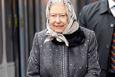 İngiltere Kraliçesi II. Elizabeth'in olay hali!