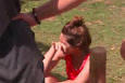 Nihal Candan oyun sırasında ağladı!