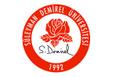 Süleyman Demirel Üniversitesi'nden geçici personel ilanı