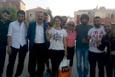 HDP'li eş başkanın kızı tutuklandı!