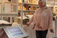 Rahleli dijital Kur'an-ı Kerim'e yoğun ilgi