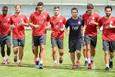 Galatasaray Kayserispor hazırlıklarına başladı