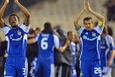 Dinamo Kiev İstanbul'da