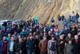 Şirvan maden ocağında iş bırakma eylemi