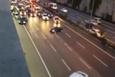 'Dirft' yapan düğün konvoyundaki araçlar trafiği kilitledi