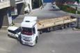 Mudanya'daki trafik kazaları kameralara böyle yansıdı