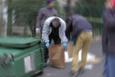 Çöpten 5 aylık cenin çıktı