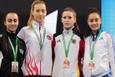 Avrupa Şampiyonası'nda 12 madalya