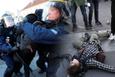 Türkiye'yi eleştiren Fransa orantısız güç uyguladı