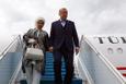 Cumhurbaşkanı Erdoğan Belçika'ya gitti