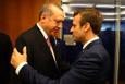 Cumhurbaşkanı Erdoğan BM'de liderle görüşüyor