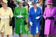 Kraliçe neden renkli kıyafetler giyiyor?