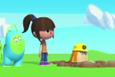 TRT Çocuk'un animasyonu Japan Prize'da finale kaldı