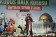 İstanbul Kudüs için koştu