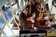 İETT şoförünün hayat kurtaran ilk yardımı kamerada