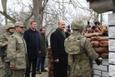 İçişleri Bakanı Soylu'dan hudut birliklerine ziyaret