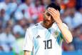 Messi milli takıma 1 yıl ara verecek