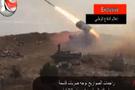 Suriye ordusu o roketleri ilk kez IŞİD'e karşı kullandı