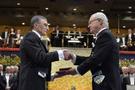 Aziz Sancar Nobel ödülünü böyle aldı!