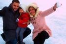 Antalya'da yılın ilk karı yağdı