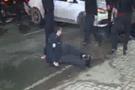 Beyoğlu'nda polislerden kaçan sürücü 9 kişiyi yaraladı