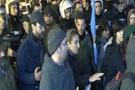 Kadıköy'deki protestoda polisle gerilim!