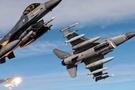 Karadeniz'de savaş gemisi sınırda F-16!