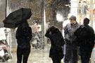 İstanbul hava durumu kar yağışı yarın donduracak!