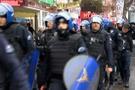 Ankara Üniversitesi'nde gerginlik polis müdahale etti