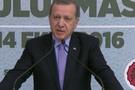 Erdoğan'dan Irak'a Başika cevabı!