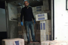 Van'da 100 bin paket kaçak sigara!