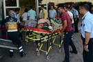 Yaralanan 14 ÖSO üyesi Kilis'e getirildi