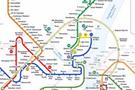 Mecidiyeköy-Mahmutbey metro durakları 8 ilçe yaşadı