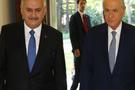 Başbakan Yıldırım-Bahçeli görüşmesinin detayları