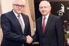 Alman bakan Steinmeier'den Kılıçdaroğlu'na olay soru