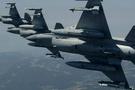 Fırat Kalkanı son durum TSK uçaklarla El Bab'a bildiri dağıttı