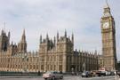 PKK yandaşları İngiliz parlamentosunda olay çıkardı