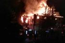 Adana'daki yurt yangınında itfaiyeye suçlama