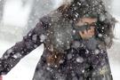 İstanbul hava durumu yeni kar alarmı!