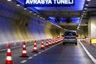 Avrasya Tüneli'de bir şerit daha açıldı