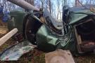 İki kardeşi ölüm ayırdı feci kaza