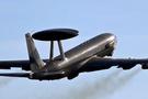 NATO uçağı Türk hava sahasında Suriye ve...