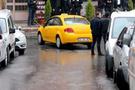 İstanbul'da polise saldırı işte ilk görüntüler
