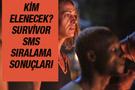 Survivor SMS oy sıralaması kim elenecek 2016 sonuçları