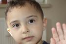 Tokat'taki cinsiyeti olmayan çocuk... Erkek olabilsin diye...